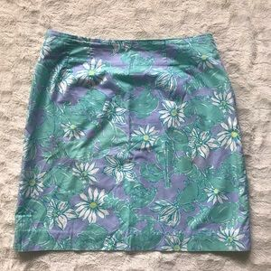 White Label Lilly Pulitzer Skirt